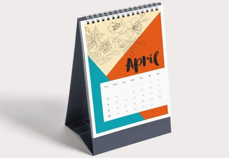 Crea calendario da tavolo calendari personalizzati myphotobook